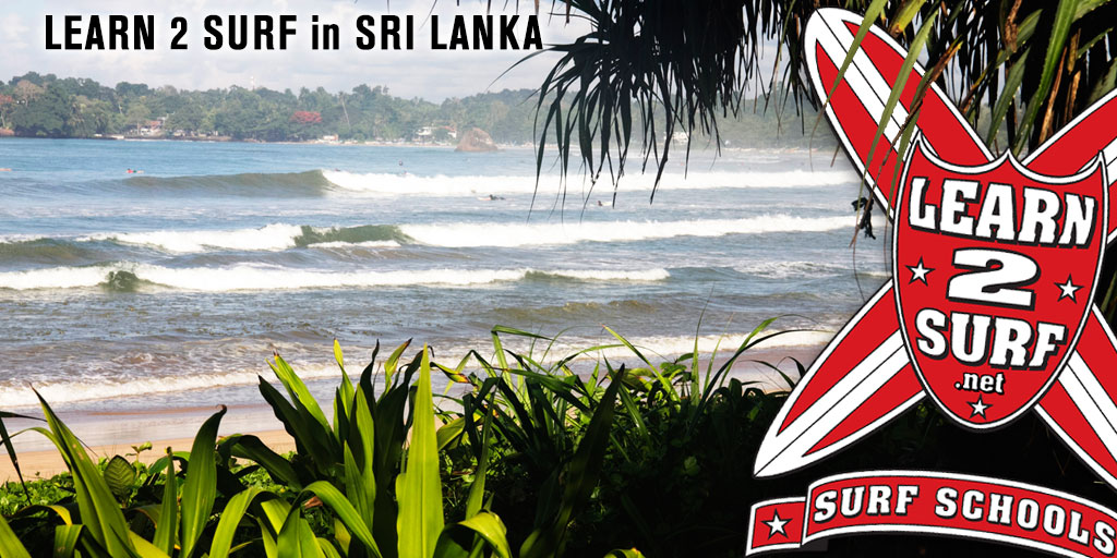 Surfing Lessons In Sri Lanka